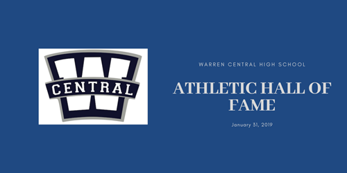 WCHS Athletic Hall of Fame
