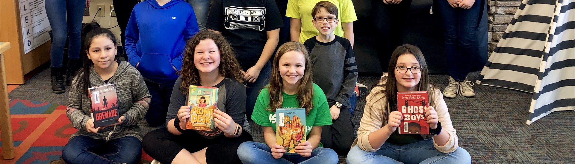 6th Grade Book Club