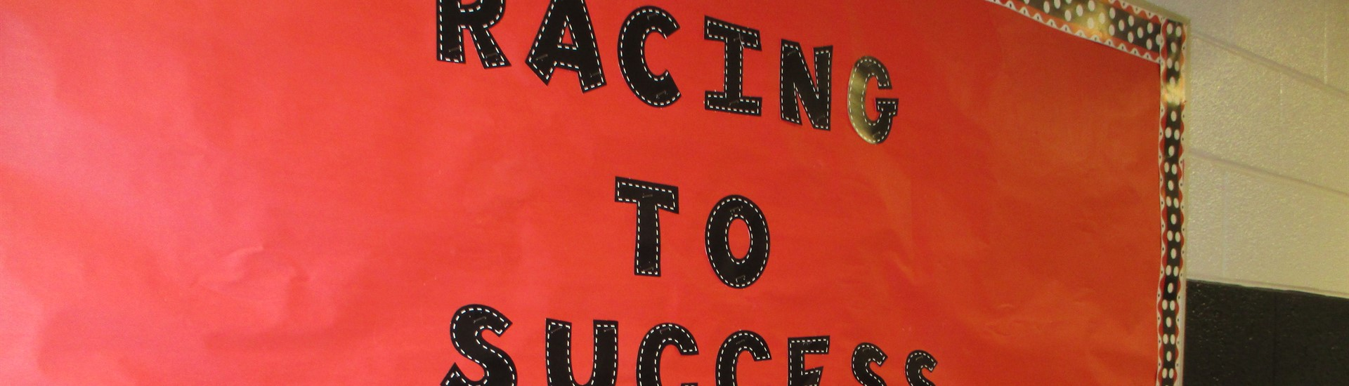 Oakland Cardinals - Racing to Success!